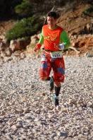 Raphaël Grisel 2nd du Trail du Littoral 2013