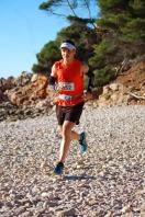 Julien Navarro Vainqueur du Trail du Littoral 2013