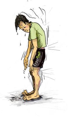 dessin de la semaine 30 expertrail site de test & de coaching trail running