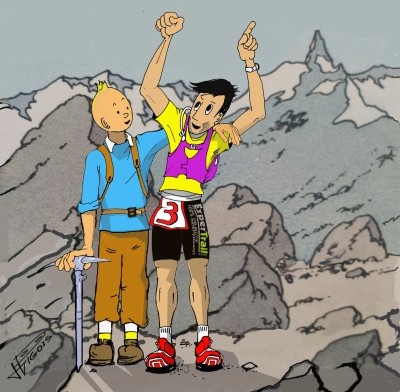 Mr expertrail au Tibet