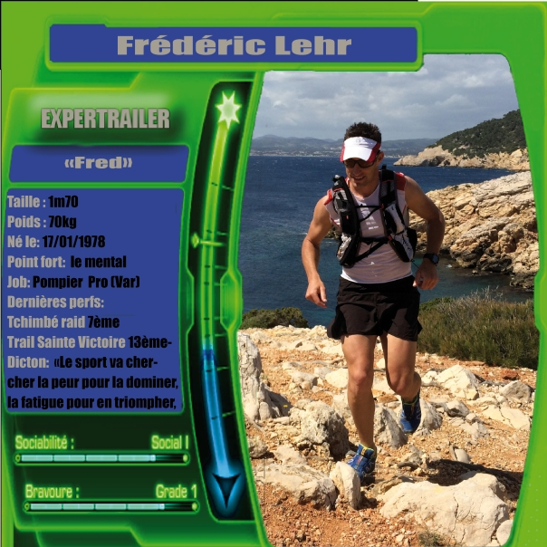fiche coureur Fred