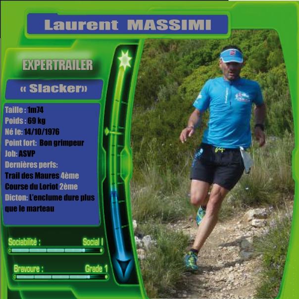 fiche coureur Laurent