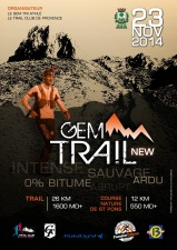 gem trail flyer