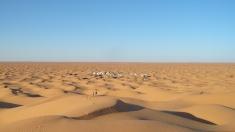9 Campement désert
