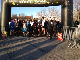 Trail Mont olympe 2015