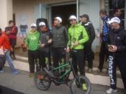 Podium Coudon Team