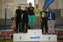 Podium Fred-Lolo Cuers