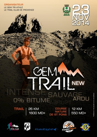 gem trail flyer
