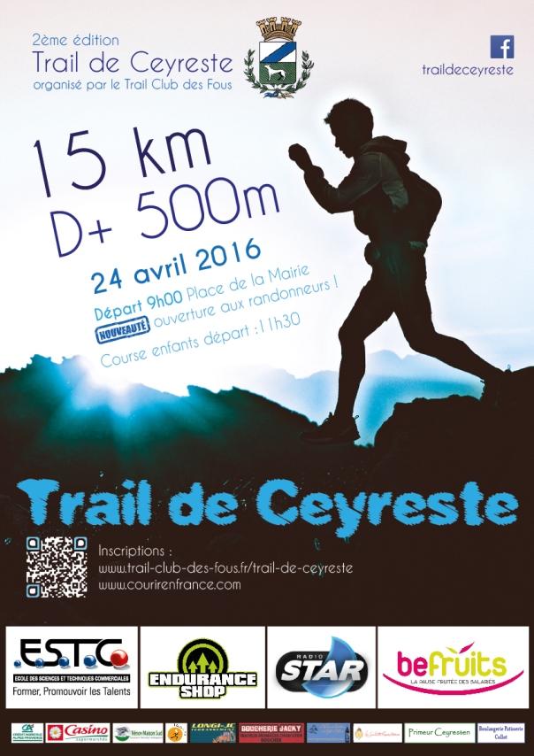 Trail de Ceyreste 2016