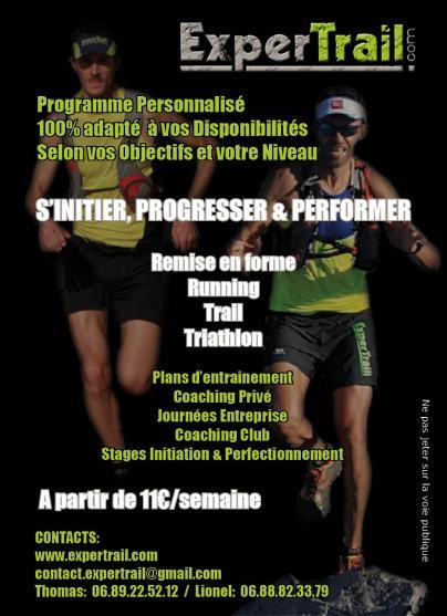 coaching privé trail running remise en forme triathlon club