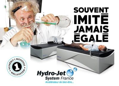 table de massage hydro-jet gardanne médical gardanne récupération optimale